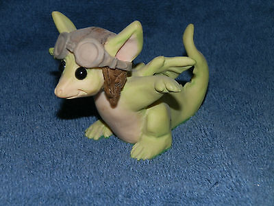 Rare Pocket Dragon zoom zoom mint with box and SIGNED by Real