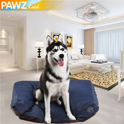 Pet Large Dog Cat Bed Cover Replacement Washable Pup Cushion Mat Foldable