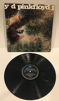 Pink Floyd - A Saucerful Of Secrets - Mono U.K. 1st Pressing -1968 - Excellent!!