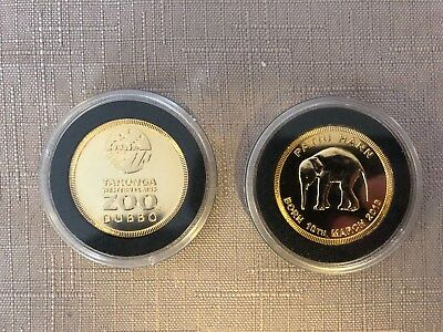 Taronga Zoo Collector Coins