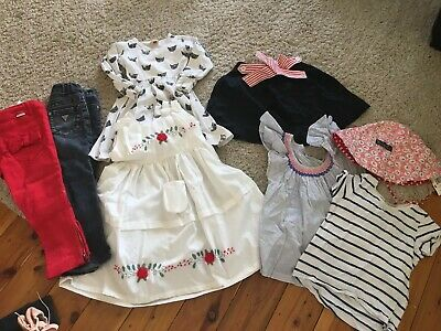 Girls Size 2 Clothes Designer Bundle - Ryb Oobi Next Country Road So Sooki Guess