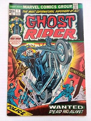 Ghost Rider Vol. 1 #1 - $.99 Auction!