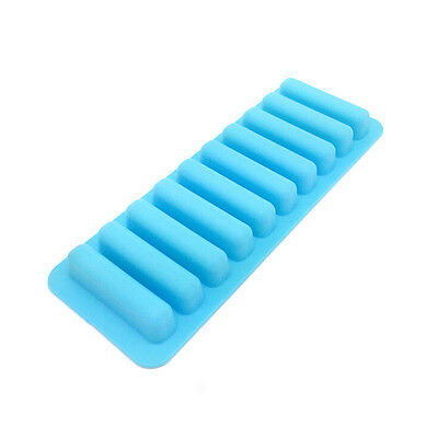 Kitchen Gadgets Silicone Ice Cube Tray Mold Ice Mould Fits For Water Bottle Ice
