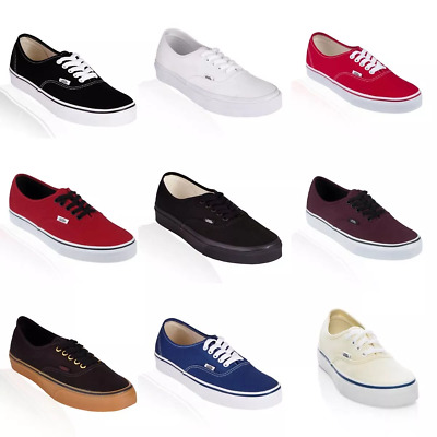 Vans - Authentic - Men's Women's Unisex Skate/Casual Shoe