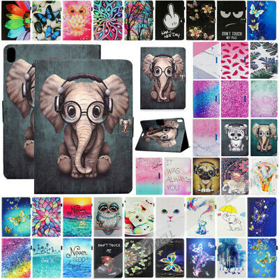"""For iPad 9.7"""" 2018 6th Generation Folio Magnetic Stand Smart Leather Case Cover"""