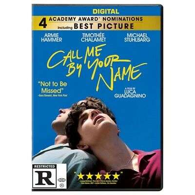 Call Me By Your Name Digital code