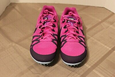 competitive price 889c5 e44e5 Nike Zoom Rival Woman s Track Field Shoes with Spikes Key 806559-505 Size 9