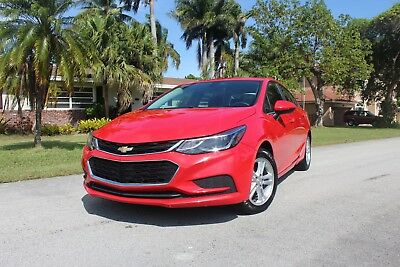 2016 Chevrolet Cruze LT WOW! Prior THEFT Recovery - $22K+ NEW! 42 MPG VIDEO - CIVIC ELANTRA ALTIMA 15 17