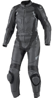 Women Motorcycle Leather Suit-2Piece Racing Suit-Ce Approved