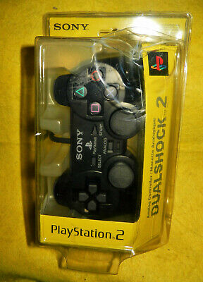 NEW Sony DualShock 2 (SCPH-10010U) Gamepad PS2 Controller Playstation SEALED