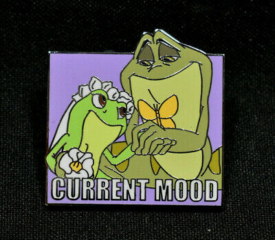 Disney Current Mood Mystery Box Pin Tiana Prince Naveen Frogs (50)