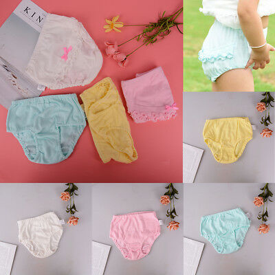 baby girls underwear bowknot baby panties newborn infant princess briefs ZF