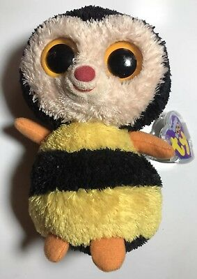 TY BEANIE BOOS - STING - Bumble Bee 6