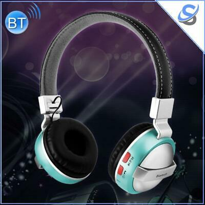 BTH-868 Wireless Bluetooth Headphones Stereo 10M Distance Jack 3.5mm FM TF Card