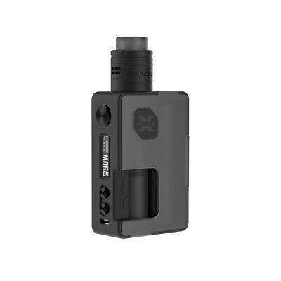 VandyVape Pulse X Kit - PC - Frosted Black-squonk kit-90w