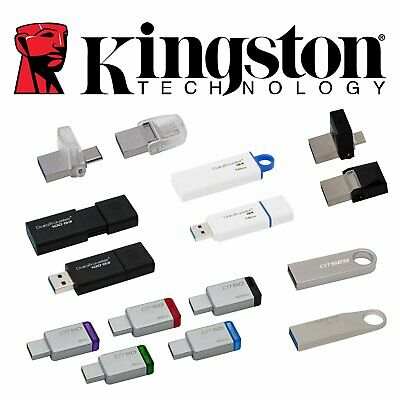 Kingston 8GO 16GO 32GO 64GO 128GO USB Flash stick Memoria Drive
