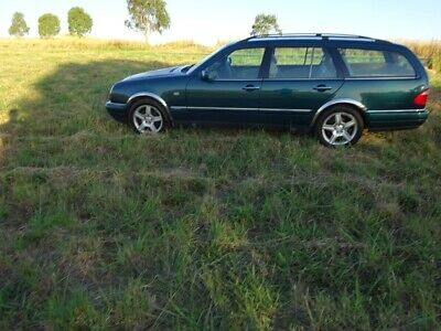 Mercedes Benz 3/1997 230 Wagon  Been In Storage Must Be Sold Bargain No Reserve!