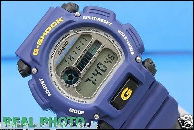 Dw-9052-2V Blue Casio Men's Digital G-Shock Dw9052 200M Wr Free Shipping Box