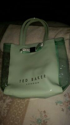 9cf1599727013a TED BAKER BAG Jelly Tote Small - £5.50