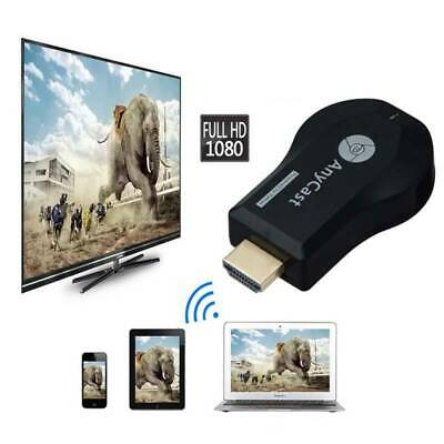 Anycast Dongle WiFi TV 1080p Airplay Display DLNA HDMI Receiver Miracast M9 Plus