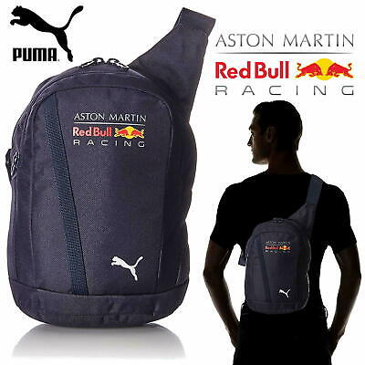 ✅24h DELIVERY✅PUMA Aston Martin Red Bull Racing Night Sky Backpack Formula 1