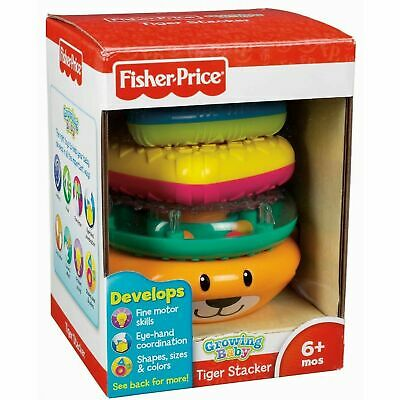Fisher-Price Growing Baby Tiger Stacker (6m+)