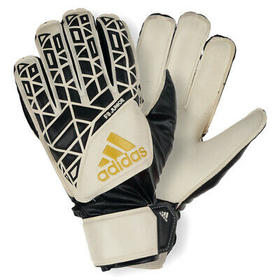 ADIDAS ACE FINGERSAVE Junior Kinder Torwarthandschuhe AP7005 3,5