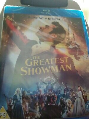 The Greatest Showman Dvd  Sealed