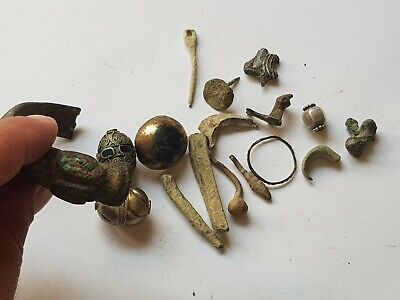 Imazing Lot Of Ancient And Medieval Artifacts Very Interest.