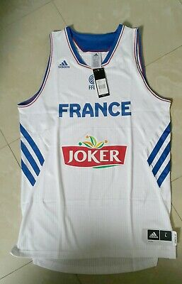 Maillot Basket-Ball France FFBB-taill L -neuf