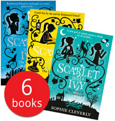 Scarlet and Ivy Collection - 6 Books