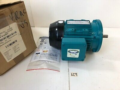 Invensys Brook Crompton 5422204WA-02 3/4HP 208/460V *New~Fast Shipping*