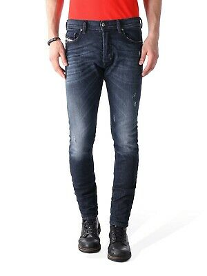 ba80a733 MEN'S DIESEL TEPPHAR 0842R Carrot jeans W32 L28 Tailored - $89.00 ...