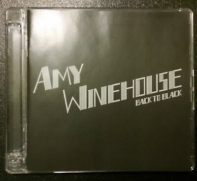 Amy Winehouse - Back to Black Deluxe Special Edition - VG+ 2 CD Set