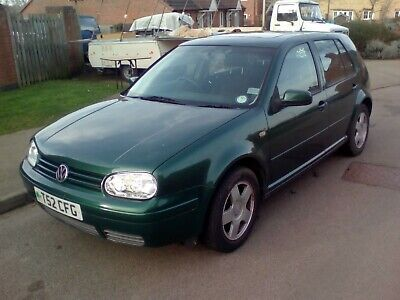VW Golf 1.8 GTi  20v 123k miles Spares Repair no mot but nice ! Not a Turbo !