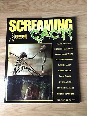 Screaming Cacti Thunderstorm Books