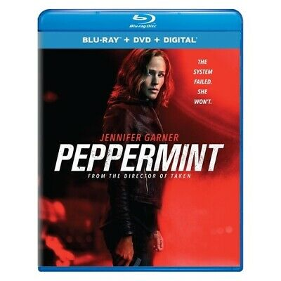 Uni Dist Corp  Mca  Br64193804  Peppermint (Blu-Ray/dvd/digital)
