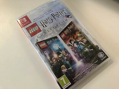 LEGO Harry Potter Collection (Nintendo Switch) Game - BRAND NEW AND SEALED
