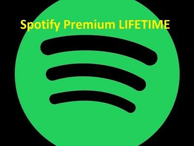 Spotify Premium LIFETIME Fast Delivery Worldwide.