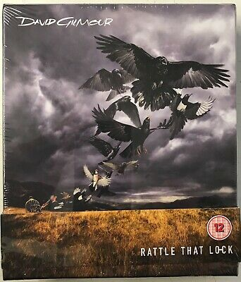David Gilmour 'Rattle that Lock'  Deluxe  (CD & DVD) Pink Floyd New Sealed