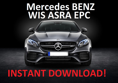 NEW Mercedes 2018 EPC WIS ASRA FULL VERSION. Fast Download!