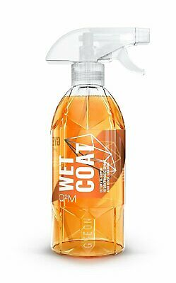 Gyeon Q²M Wet Coat Essence Ultra Concentrated hydrophobicity booster spray