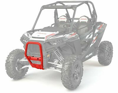 NEW OEM POLARIS RZR Fron Bull Bumper - Indy Red - 2881202-293