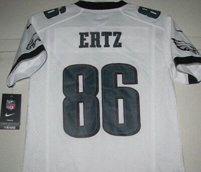 Zach Ertz  86 Philadelphia Eagles Youth Jersey M Medium 10-12 Nike Nfl Nwt ee16d3759