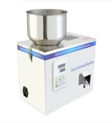 Particle filling machine for grain, seed, salt, coffee, powder