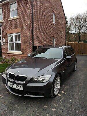2007 BMW 3 Series 2.0 318i M Sport Touring 5dr