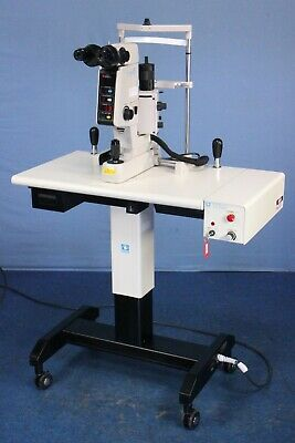 Nidek YC-1200 Ophthalmic Yag Laser Tested with Warranty and accessories!!