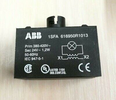 ABB KTR1-1013 Transformer block 1SFA616950R1013, Illuminating unit with transfor