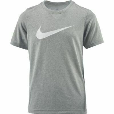 NWT NIKE BIG BOYS NEW BLUE DRY SWOOSH FLY BSKTBLL TEE SZ M 828341 478