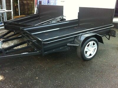 New Golf Cart / Ride On Trailers.  Driveaway Today Why Wait!